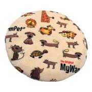 Mydogpet The Original Mywarmpet Heat Pad Microwave Pet